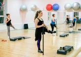 Групповые занятия - Степ в фитнес клубе