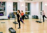 Групповые занятия - Степ в фитнес клубе (Казань)